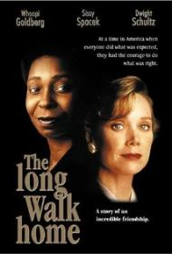 The Long Walk Home Movie Poster