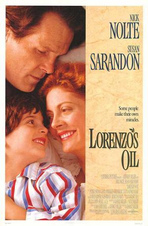 Lorenzo's Oil Movie Poster