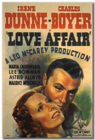 Love Affair Movie Poster