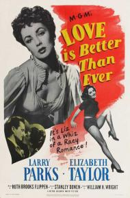 Love Is Better Than Ever Movie Poster