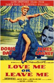 Love Me or Leave Me Movie Poster