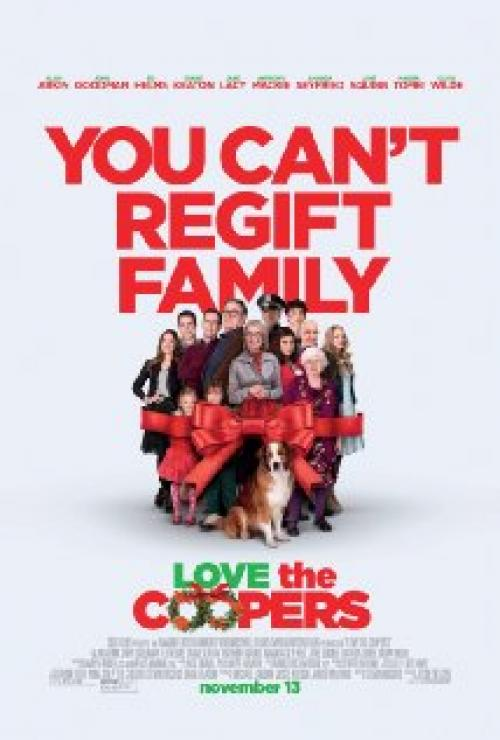 Love the Coopers Movie Poster