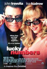 Lucky Numbers Movie Poster