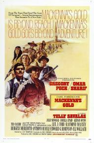 Mackenna's Gold Movie Poster