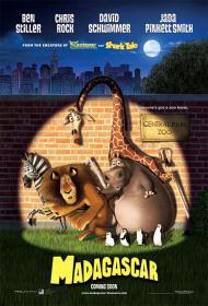 Madagascar Movie Poster