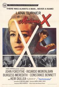 Madame X Movie Poster