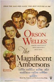 The Magnificent Ambersons Movie Poster