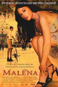 Malena Movie Poster