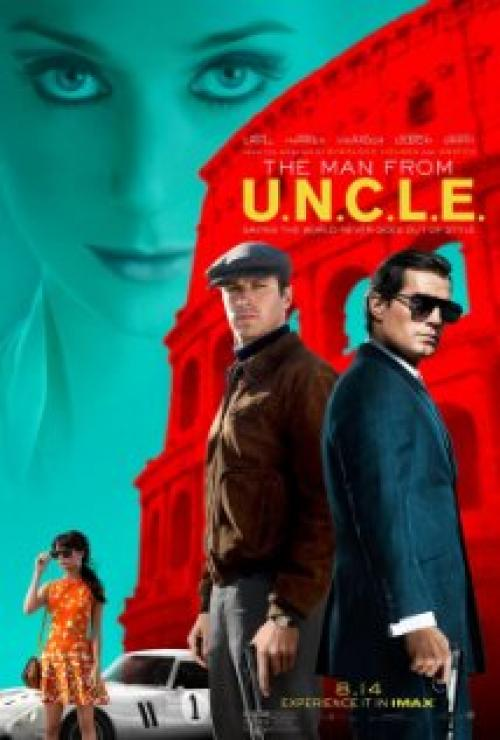 The Man from U.N.C.L.E. Movie Poster