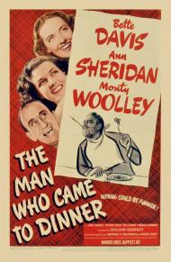 The Man Who Came to Dinner  Movie Poster