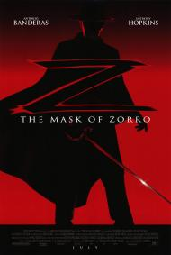 The Mask of Zorro Movie Poster