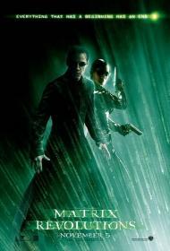 The Matrix: Revolutions Movie Poster