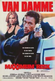 Maximum Risk Movie Poster