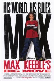 Max Keeble's Big Move Movie Poster