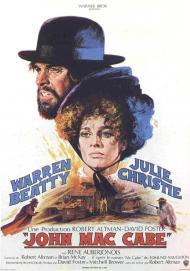 McCabe & Mrs. Miller Movie Poster