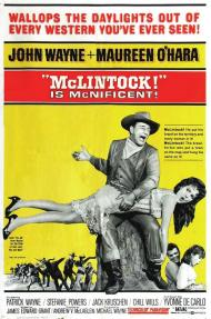 McLintock! Movie Poster