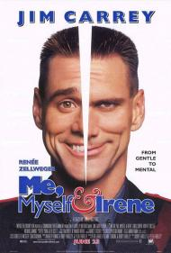 Me, Myself, & Irene Movie Poster