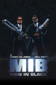 Men in Black Movie Poster