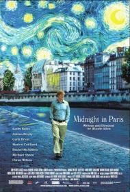 Midnight in Paris Movie Poster
