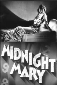 Midnight Mary Movie Poster