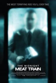 Midnight Meat Train Movie Poster
