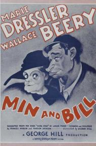 Min and Bill Movie Poster