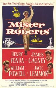 Mister Roberts Movie Poster