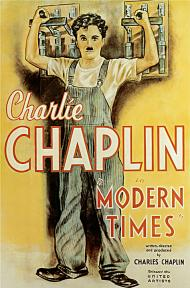 Modern Times Movie Poster