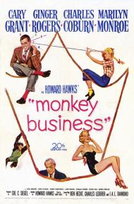 Monkey Business Movie Poster