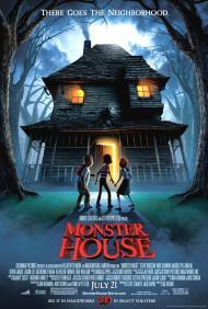 Monster House Movie Poster
