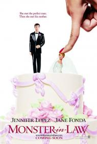 Monster In-Law Movie Poster