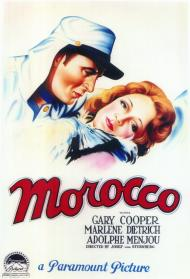 Morocco Movie Poster