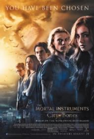 The Mortal Instruments: City of Bones Movie Poster