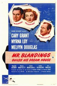 Mr. Blandings Builds His Dream House Movie Poster