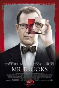 Mr. Brooks Movie Poster