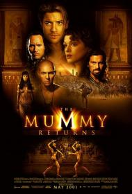 The Mummy Returns Movie Poster