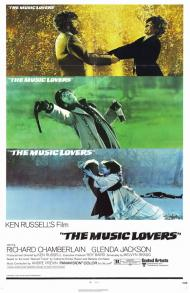 The Music Lovers Movie Poster