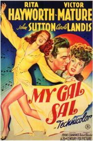 My Gal Sal Movie Poster