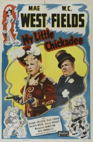My Little Chickadee Movie Poster