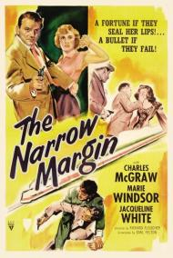 The Narrow Margin Movie Poster