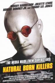 Natural Born Killers Movie Poster