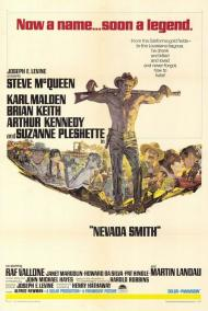Nevada Smith Movie Poster