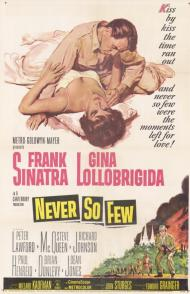 Never So Few Movie Poster