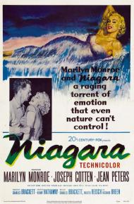 Niagara 1953 Starring Marilyn Monroe Joseph Cotten