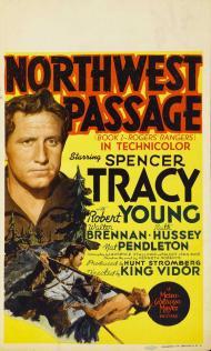 Northwest Passage Movie Poster