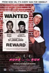 Nuns on the Run Movie Poster