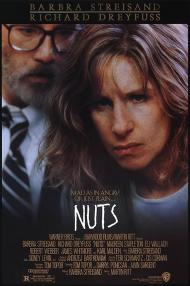 Nuts Movie Poster