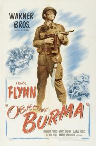 Objective, Burma! Movie Poster
