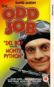 The Odd Job Movie Poster
