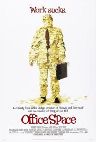 Office Space Movie Poster